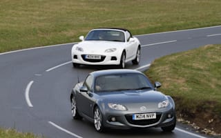 Mazda MX-5 named most reliable convertible