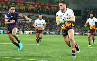 Broncos re-sign young guns