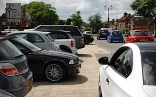 Two-thirds of British drivers have had their vehicles damaged in a car park