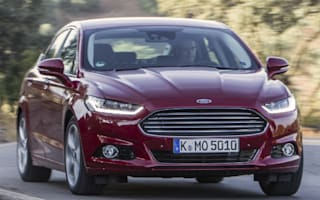 Ford to launch four-wheel drive Mondeo