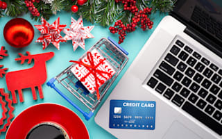 Where in the UK has the worst festive debts?