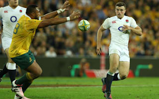 Ford and Nowell in for England's second Test
