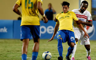 CAF Champions League: Mamelodi Sundowns edge past Zamalek