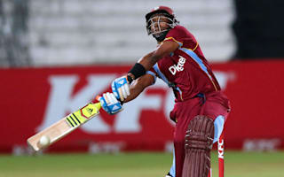 Bravo stars as Windies salvage some pride