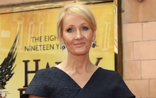 JK Rowling 'overwhelmed' by honour at British Book Awards