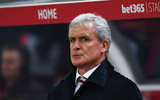 Hughes slams Bojan and Imbula displays in Stoke cup loss