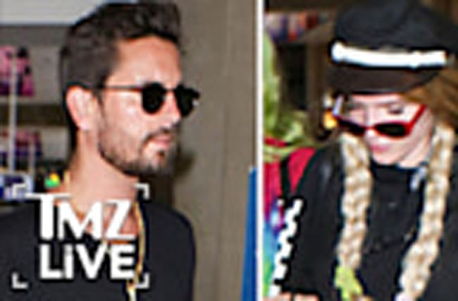 Scott Disick and Bella Thorne Dating? I TMZ LIVE