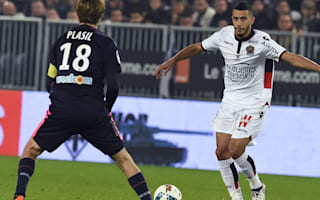 Belhanda out for up to six weeks