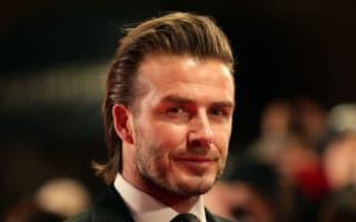 David Beckham becomes a rainforest explorer in Brazil for BBC documentary