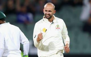 Australia unchanged as Lyon faces Pakistan