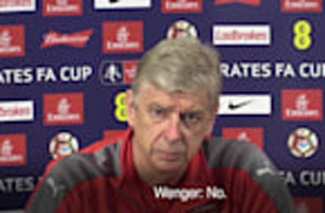 Wenger casts doubt over Arsenal future