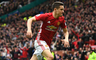 Herrera ends De Gea dominance to win United Player of the Year