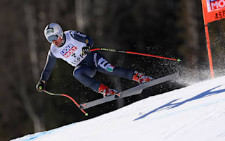 Fill snatches downhill globe from under Jansrud's nose
