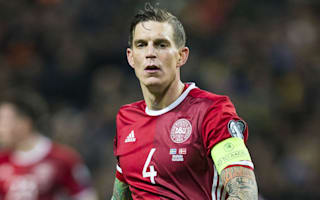 Former Liverpool defender Agger retires at 31