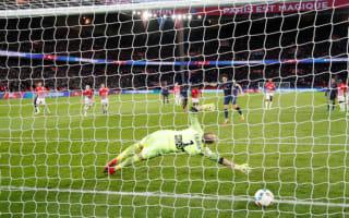 Paris Saint-Germain 1 Nancy 0: Cavani penalty avoids surprise slip-up