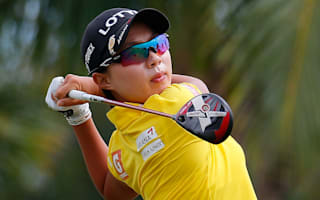 Kim Hyo-joo holds on to prevail in the Bahamas
