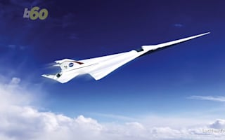 NASA to change air travel with quiet supersonic jet