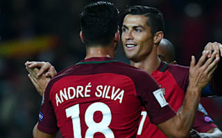 Andre Silva vows to work hard to match Cristiano Ronaldo's praise ahead of AC Milan move