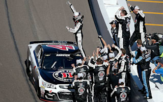 Harvick wins again in Phoenix