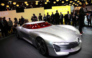 Here's everything you need to know from the Paris Motor Show