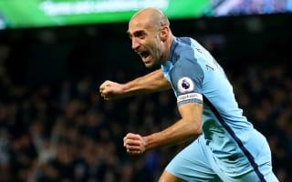 Zabaleta relieved as Manchester City end 'strange' run