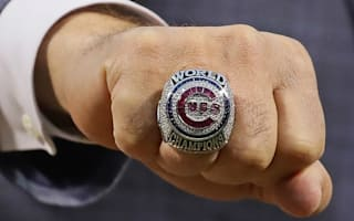 Cubs receive World Series rings, which have 108 diamonds