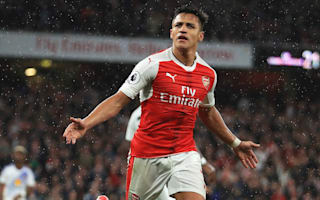 He is extraordinary - Mustafi hopes Sanchez stays at Arsenal
