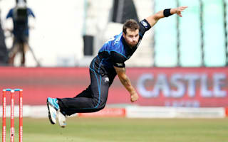Bracewell misses out as New Zealand trio earn contracts
