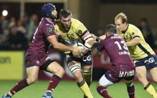 Clermont move top as La Rochelle slip up