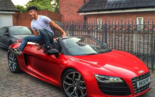 """Self-styled """"Lord Aleem"""" has supercars torched in arson attacks"""