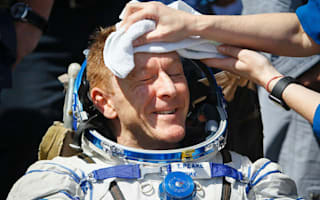 Tim Peake: Readjusting to Earth feels like 'world's worst hangover'