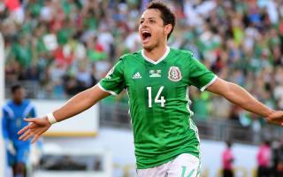 Mexico 2 Costa Rica 0: Hernandez draws level with Borgetti