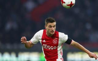 Veltman ponders Ajax exit amid Tottenham links