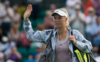 Wozniacki returns to form in Eastbourne