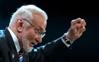 Rio 2016: Buzz Aldrin sees astronaut potential in Ledecky