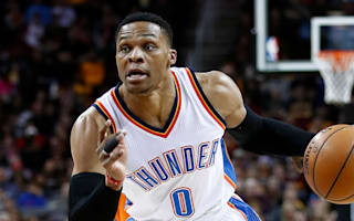 Westbrook ties Robertson's single-season triple-double record