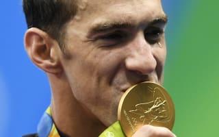 Rio Recap: Phelps gets gold again, Djokovic eliminated and Van Vleuten update