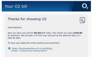 O2 and Vodafone customers hit by scammers