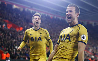 Southampton 1 Tottenham 4: Spurs come from behind despite missed penalty