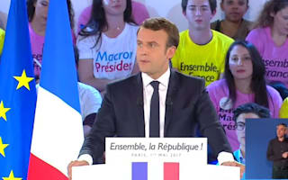 We were hacked, says Macron campaign, as final leg of French election looms