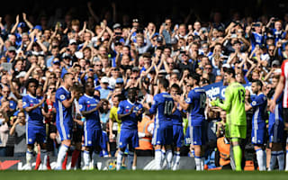 Terry receives guard of honour after 26 minutes as he bids emotional early exit