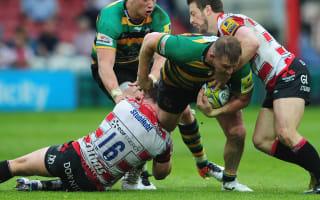 Hartley return delights Saints