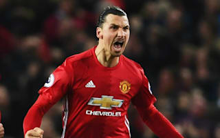Ibrahimovic: Direct tactics worked for United