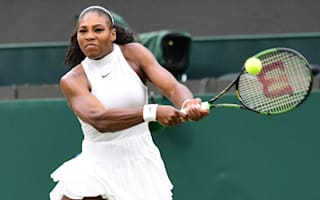 Input of coach key for Serena