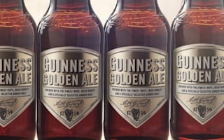 Not just the black stuff - Guinness branches out into Golden Ale