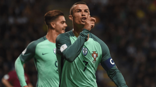 Cristiano Ronaldo Continues Fine Form as Portugal Destroy Latvia