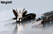 Keyport: Taschenmesser mit massig E-Funktionen