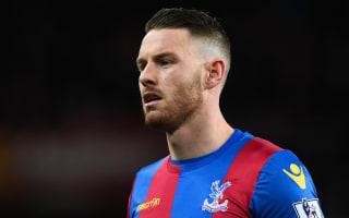 In-form Palace striker Wickham sent for scan