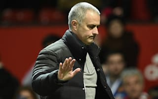Mourinho: I'm not big enough to comment on Man United legends