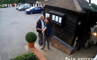 Couple skip out on £150 restaurant bill